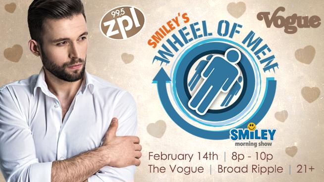 February 14 – Wheel of Men