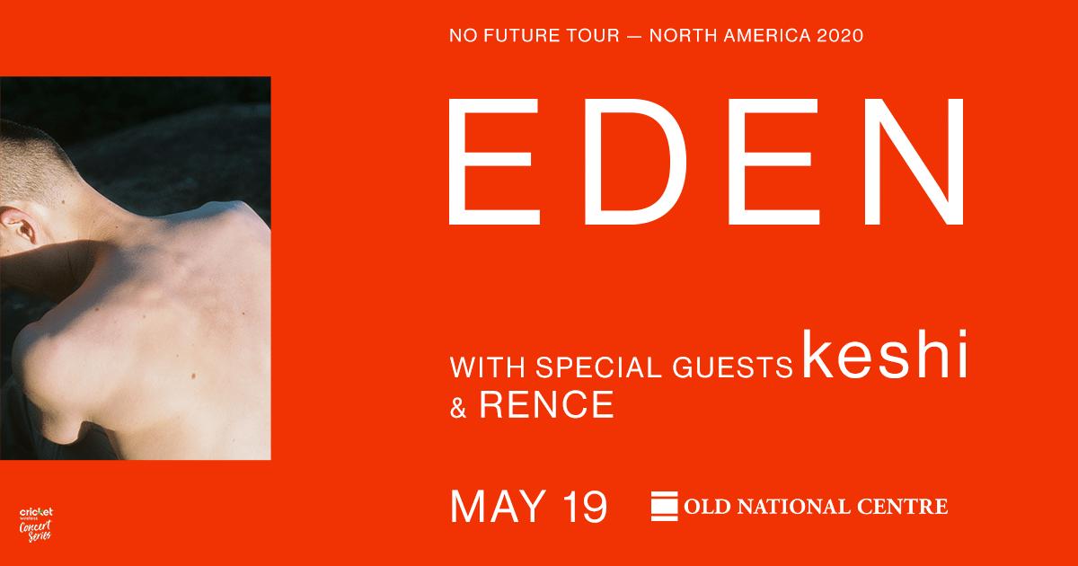 May 19 – Eden