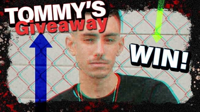Tommy's Giveaway!
