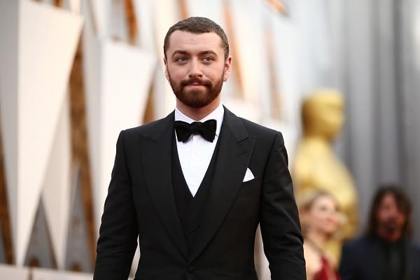 """Sam Smith Wants Somebody """"To Die For"""" [WATCH]"""