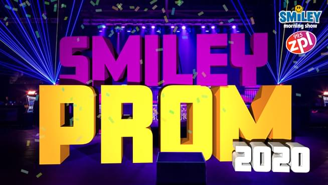 April 18 – Smiley Prom *POSTPONED*