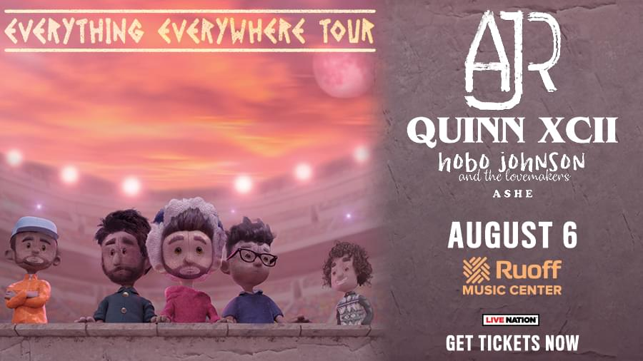 August 6 – AJR [CANCELED]