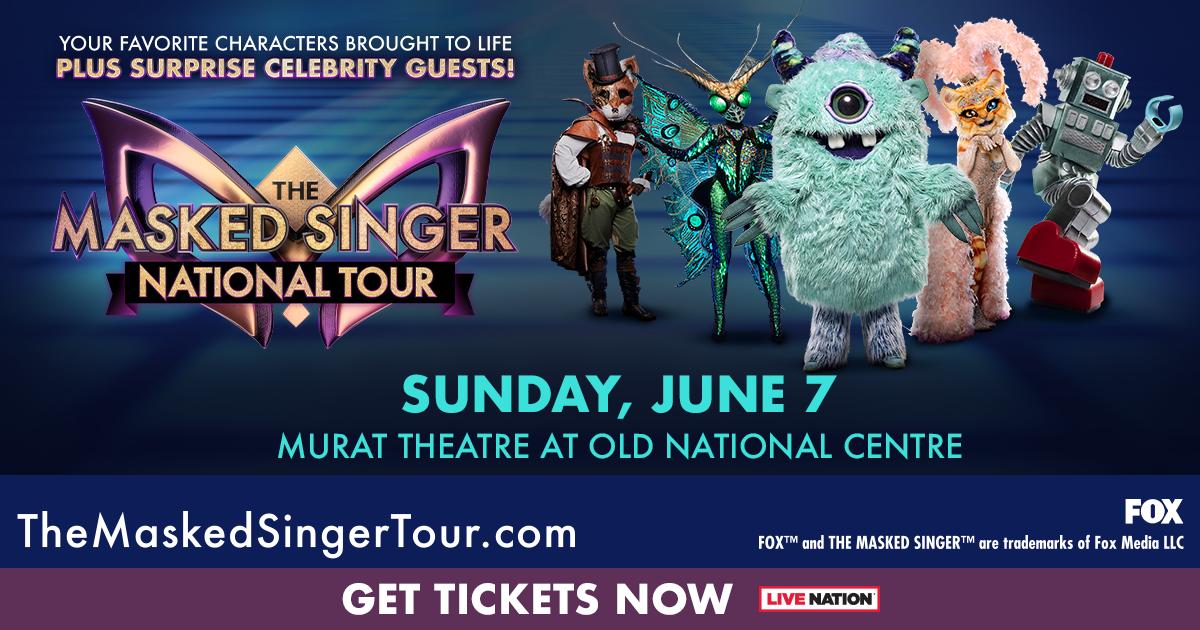 June 7 – The Masked Singer
