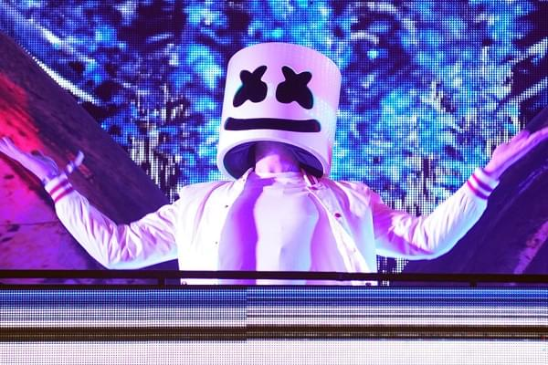 Marshmello Makes the Ultimate COVID-19 Beat [WATCH]