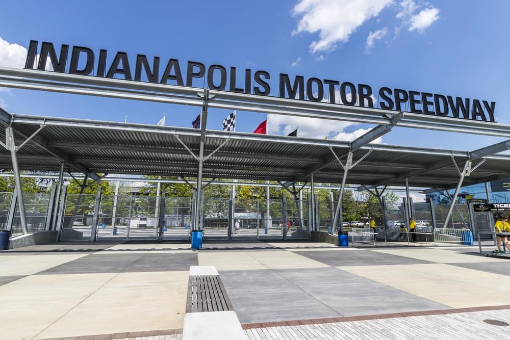 Indianapolis 500 POSTPONED