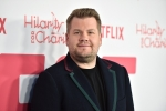 James Corden Hosts #HomeFest Late Late Show From His Garage [WATCH]