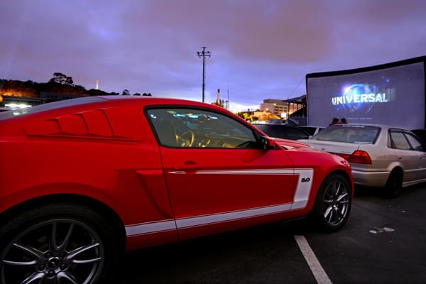 Tibbs Drive-In Theater Opening May 8th