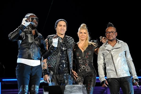 Black Eyed Peas And More To Headline Rock The Vote Concert