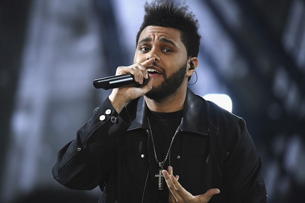 The Weeknd Virtual Concert On TikTok Drew Over 2M Viewers