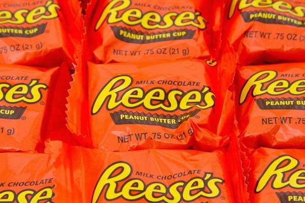 Reese's Peanut Butter Cups with Crushed Up Potato Chips Have Arrived