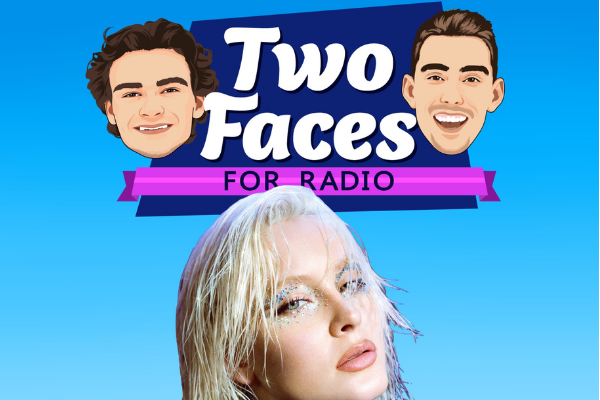 Two Faces For Radio Episode 4 w/ Zara Larsson Has Been Released!!