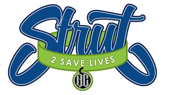 September 20 – Strut 2 Save Lives