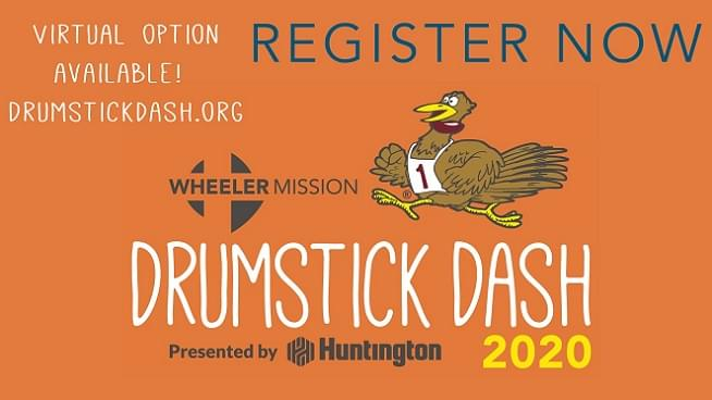 Nov 26 – Drumstick Dash 2020