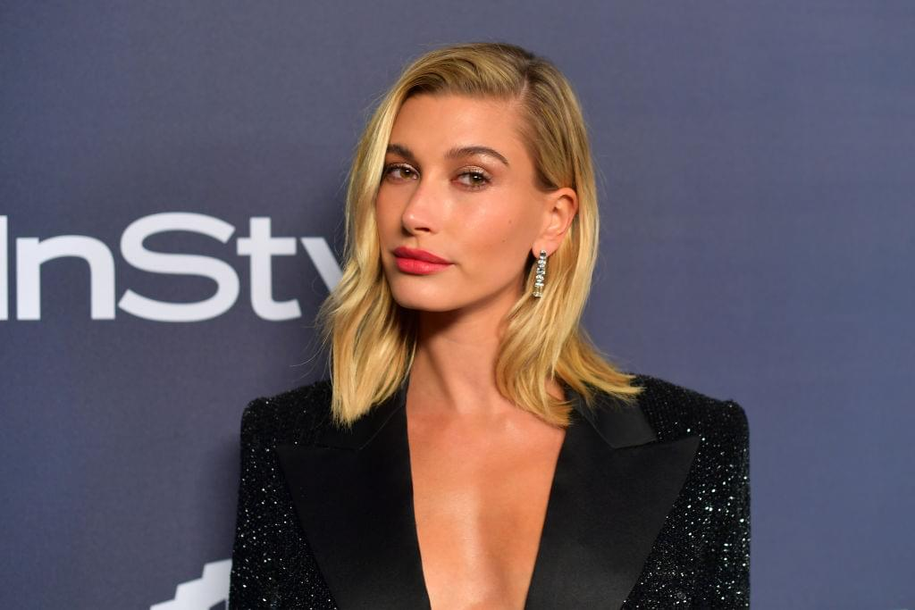Hailey Bieber Sports New Tattoo For Husband Justin Bieber
