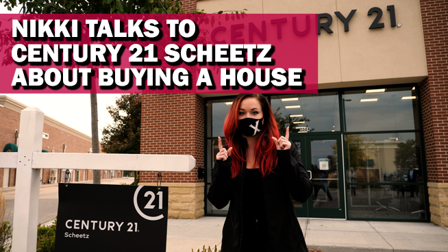 Nikki Talks To Century 21 Scheetz About Buying A House