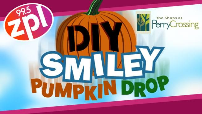 [VIDEO] DIY Smiley Pumpkin Drop Winner!