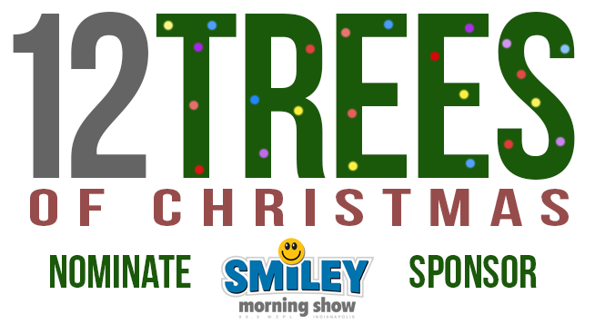 12 Trees Of Christmas – Nominate A Family – 2020