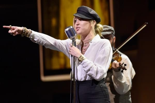 Stevie Nicks Will Be On The Upcoming Miley Cyrus Album [LISTEN]