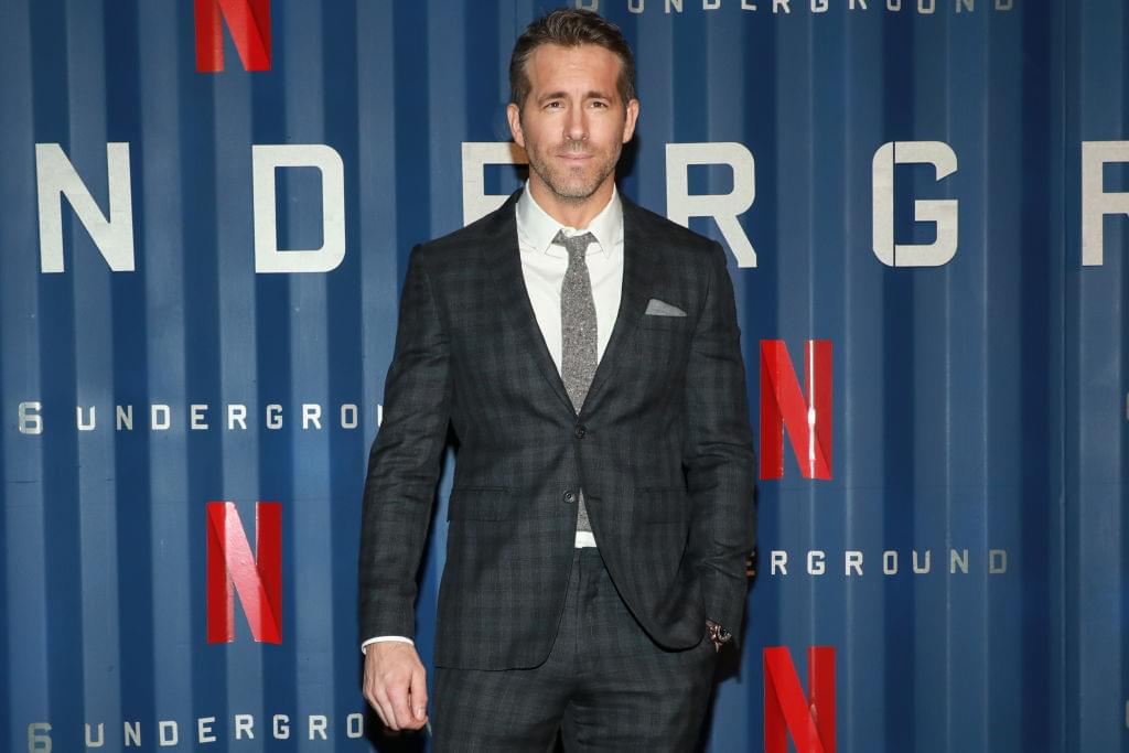 Ryan Reynolds Donated Over 300 Coats To Children In Canada