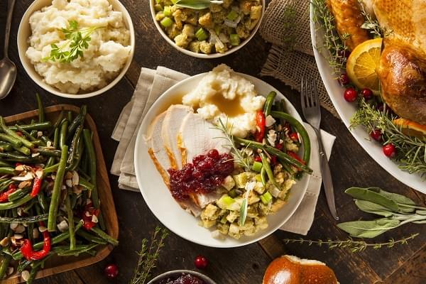 Walmart Giving Away Free Thanksgiving Dinners