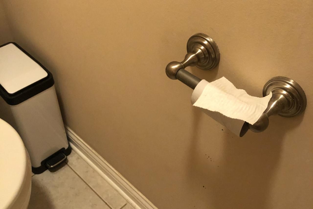 The Rudest Bathroom Behaviors
