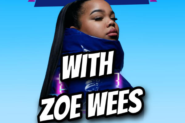 ZOE WEES JOINS THE 'TWO FACES FOR RADIO' PODCAST [WATCH]