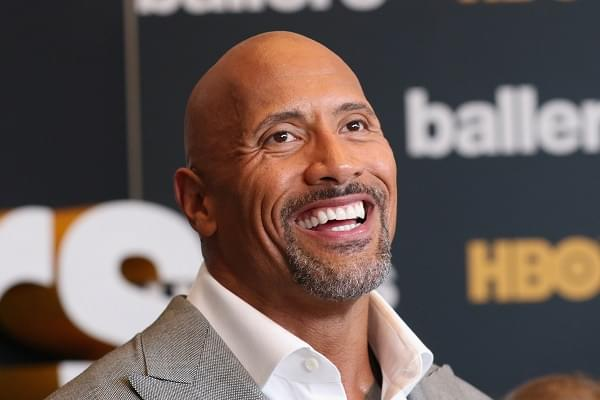 NBC Uses A Parade Balloon To Announce The Rock's New Show