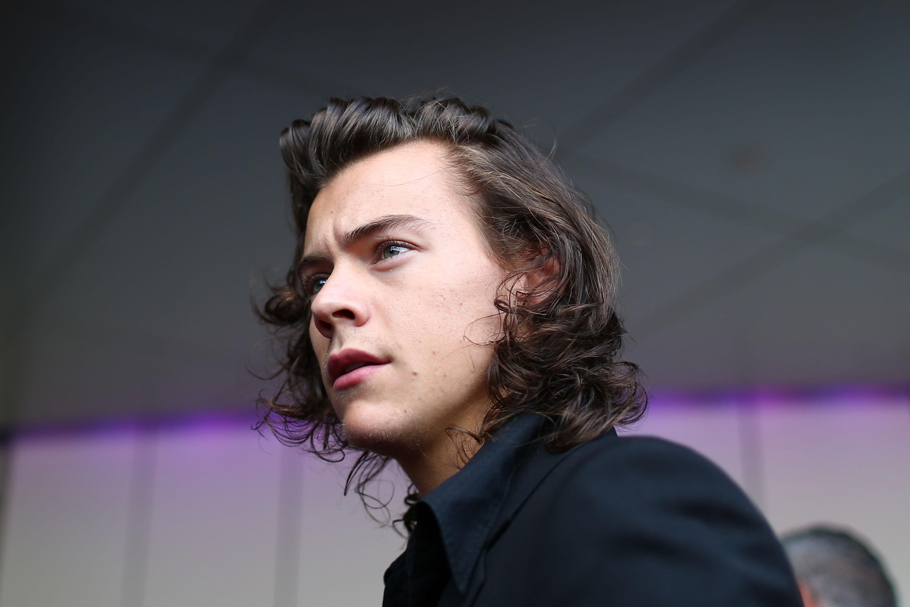 Harry Styles Is Back On Set For New Film 'Don't Worry Darling'