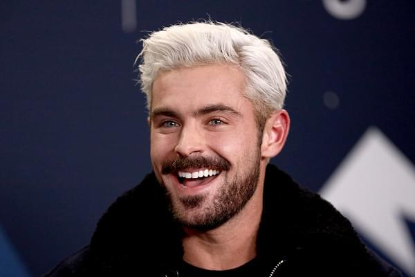 Zac Efron's Mullet Isn't As Bad As I Expected [PHOTO]