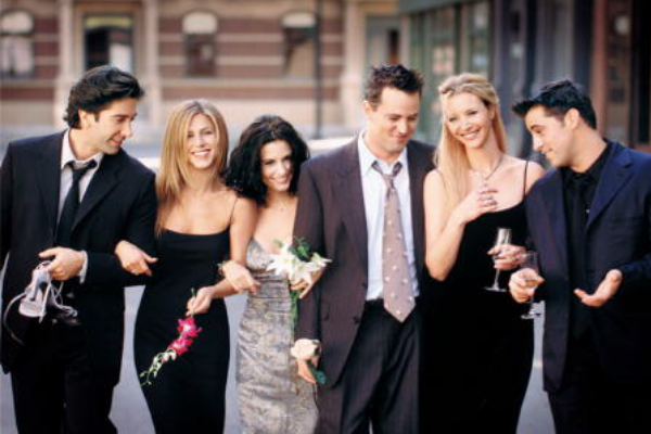 The One With Details on the Reunion
