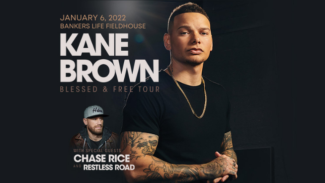 January 6, 2022 – Kane Brown