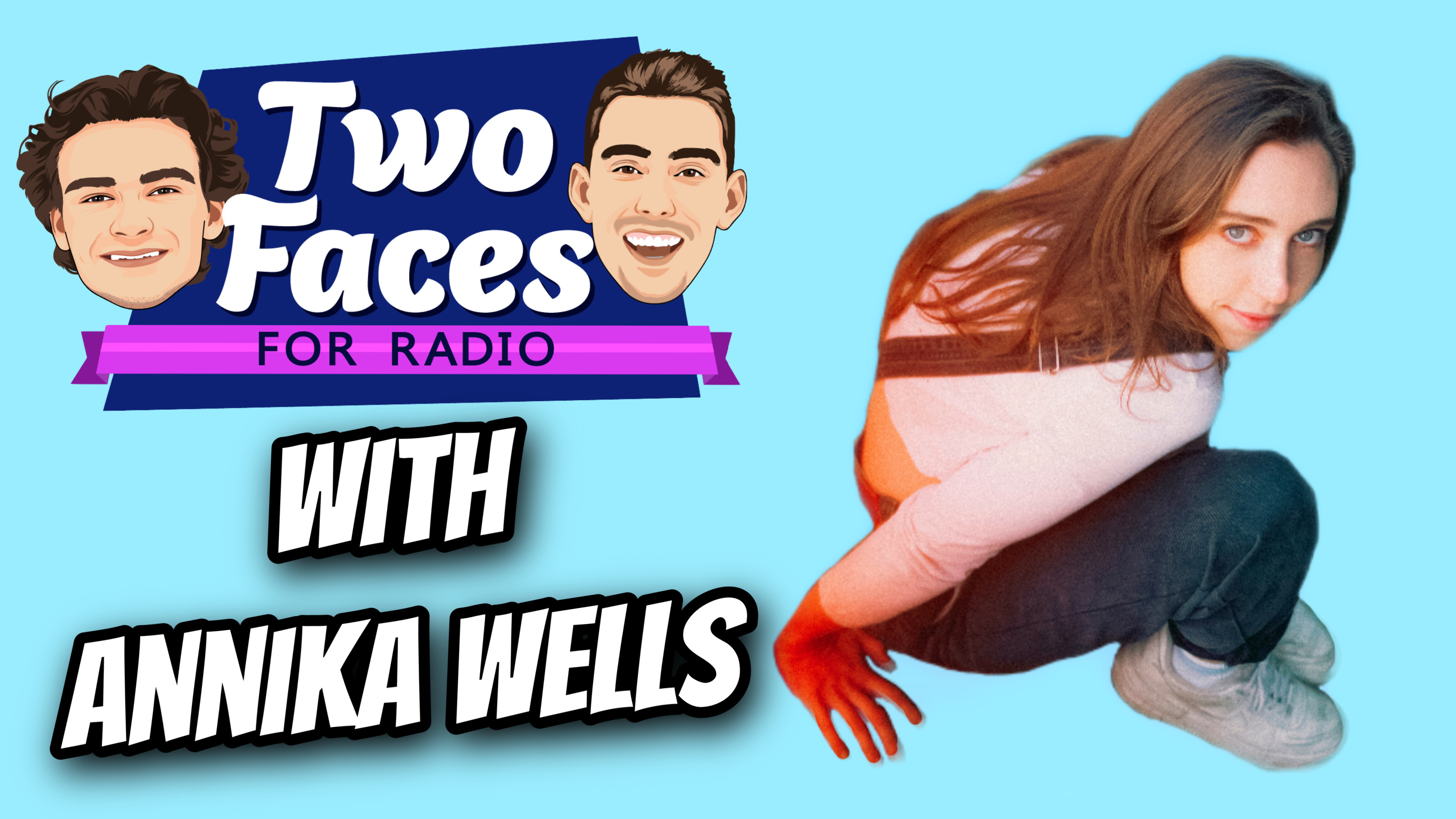Annika Wells Joins Two Faces For Radio [WATCH]