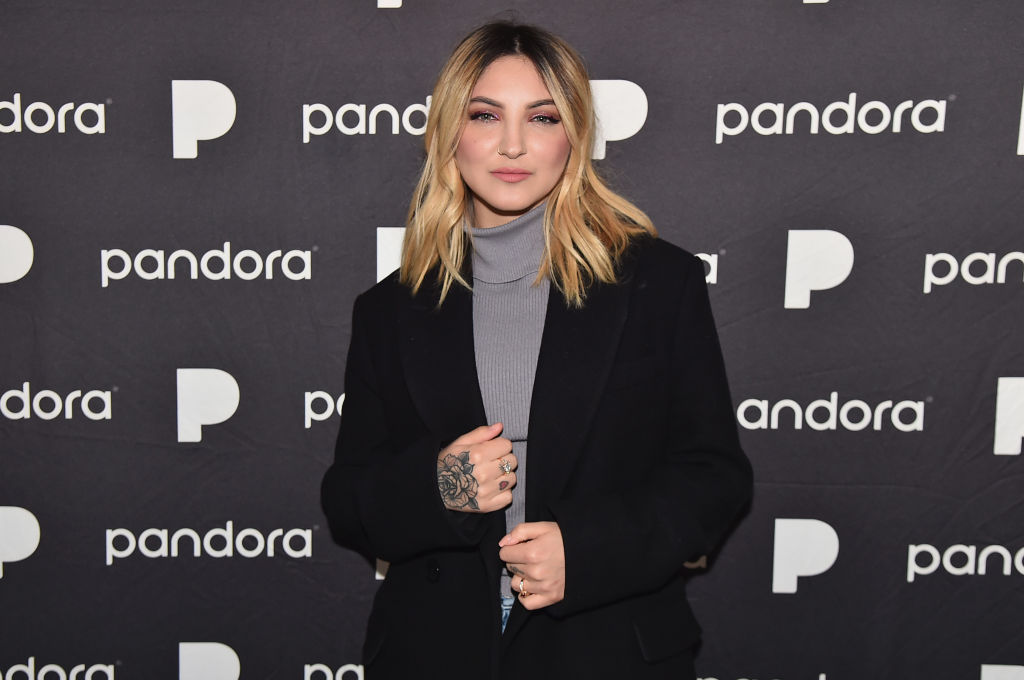 Julia Michaels Talks Tattoos, Songwriting, And New Album With Today Show