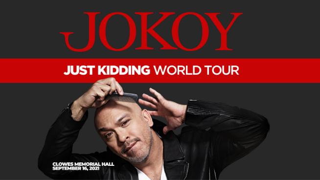 September 16 – Jo Koy