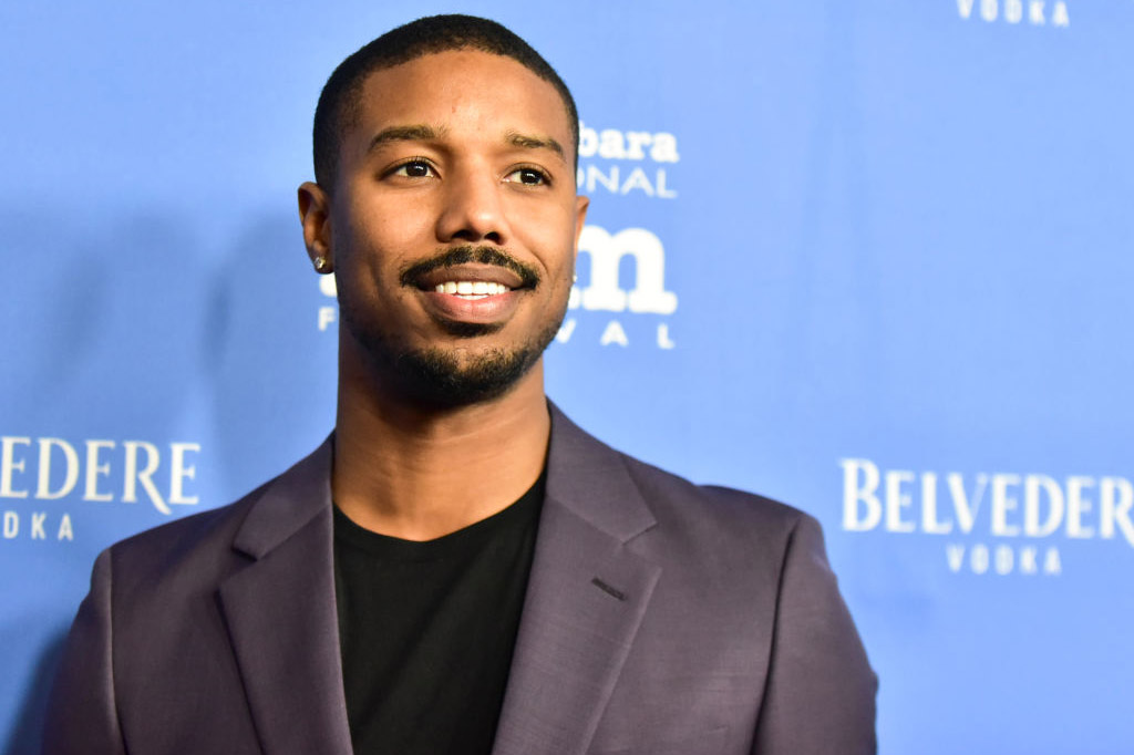 Michael B. Jordan Doesn't Want To Put Pressure On His Future Kids By Naming Them After Him