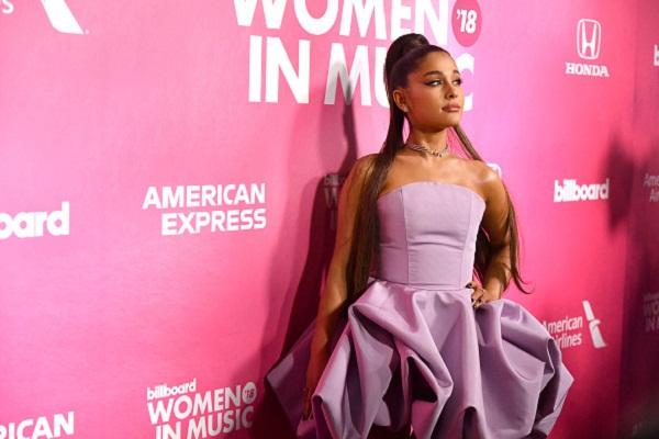 Surprise! Ariana Grande Is Married! [LOOK]