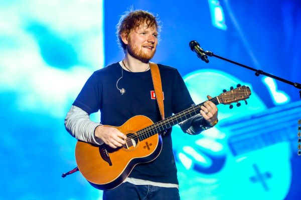 Ed Sheeran Shares Video For His New Song 'Bad Habits' [WATCH]