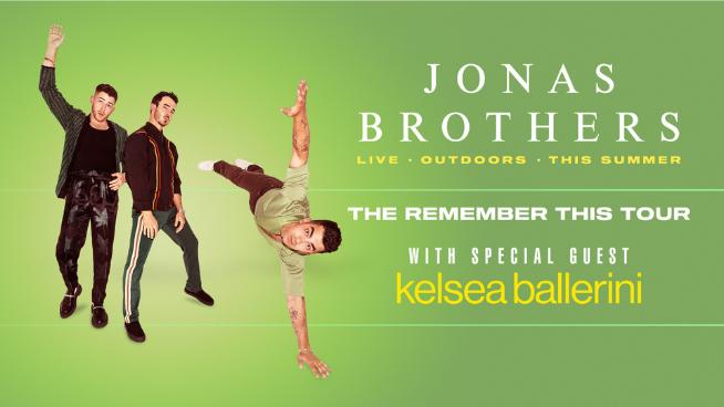 September 9 – Jonas Brothers