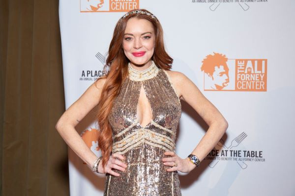 Lindsay Lohan Is Staging a Comeback