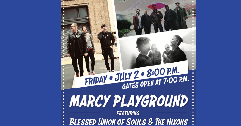 Enter To Win Marcy Playground Tickets