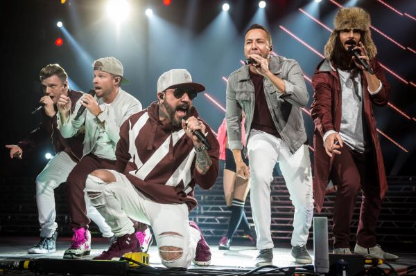'N Sync and the Backstreet Boys Are Putting Their Fake Feud to Rest
