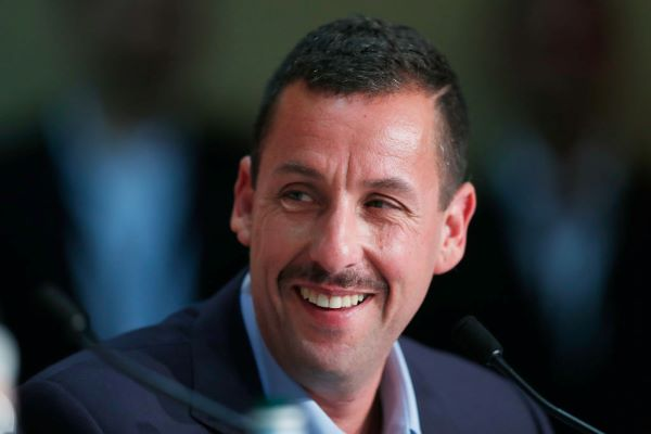 Adam Sandler Is Hosting Basketball Tryouts for His New Movie