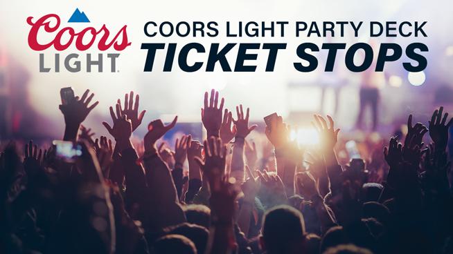September 2 – Jonas Brothers Ticket Stop
