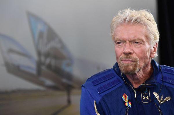 Richard Branson Went to Space