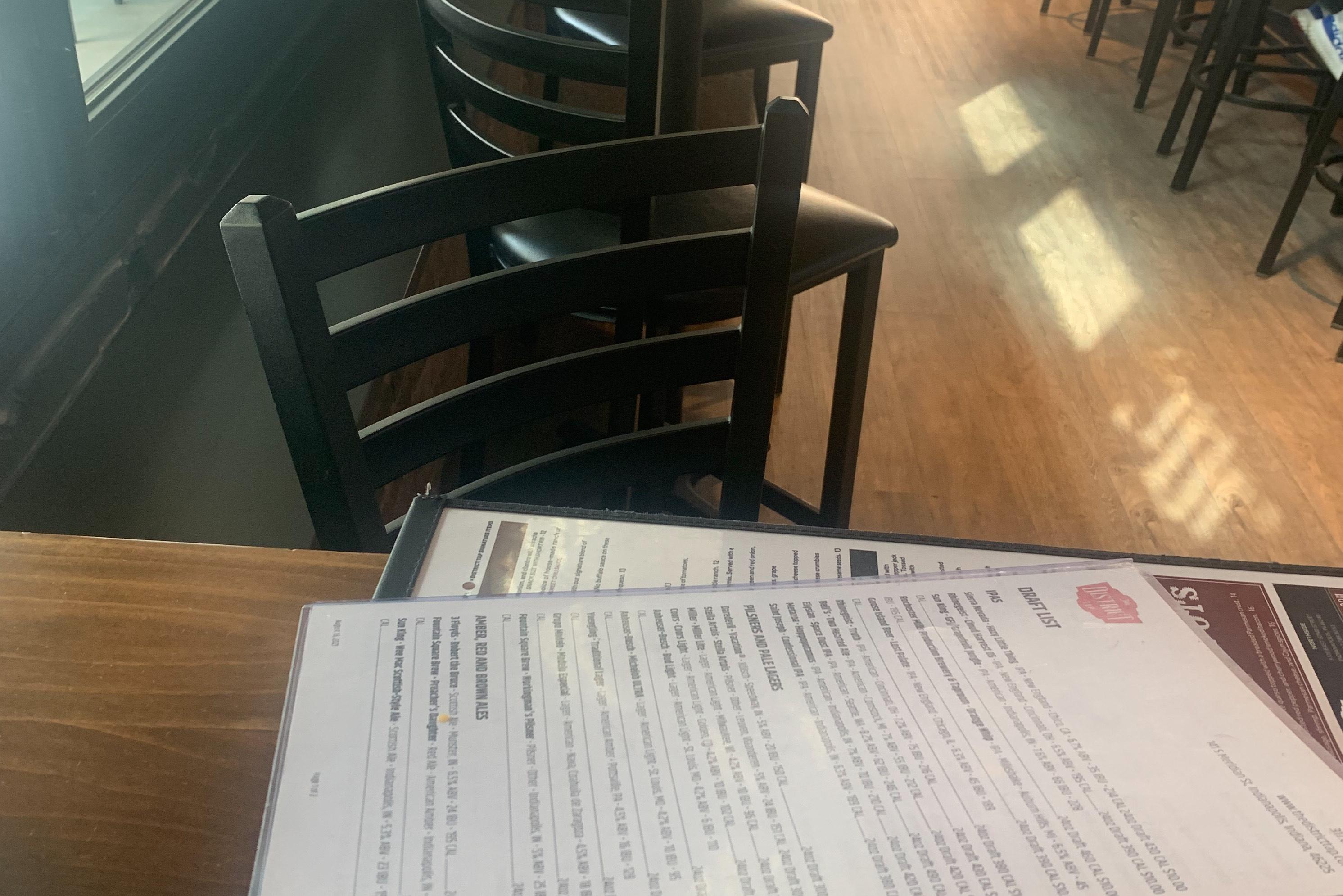Devour's Restaurant List Is Out!