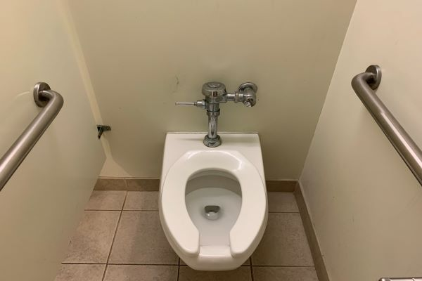 What's The Grossest Spot In Your Bathroom?