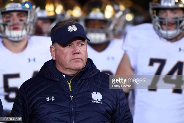 #9 Notre Dame Hosts Rival USC