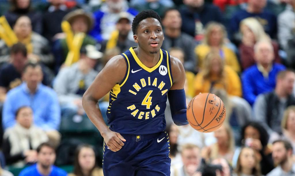 Pacers Trade Oladipo To Rockets