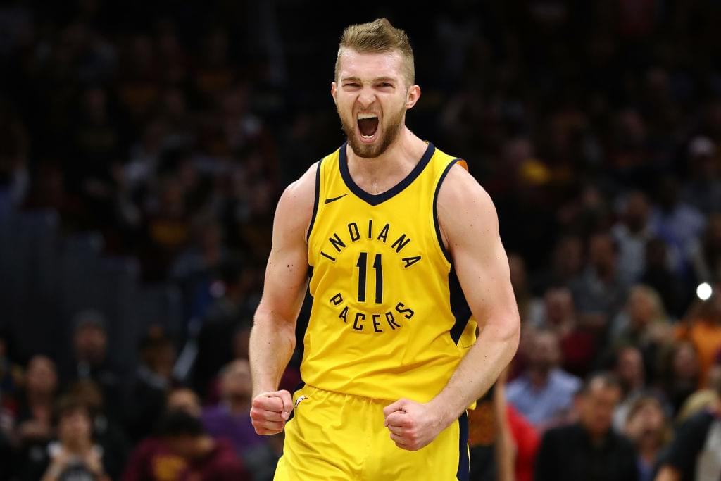 Pacers And Sabonis Agree To 4 Year Extension