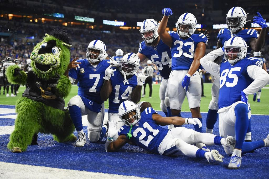 Week 11: Colts Vs. Jaguars – Recap